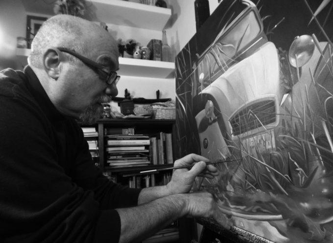 """""""Adolfo Lorenzetti: il tempo artefice silenzioso"""""""