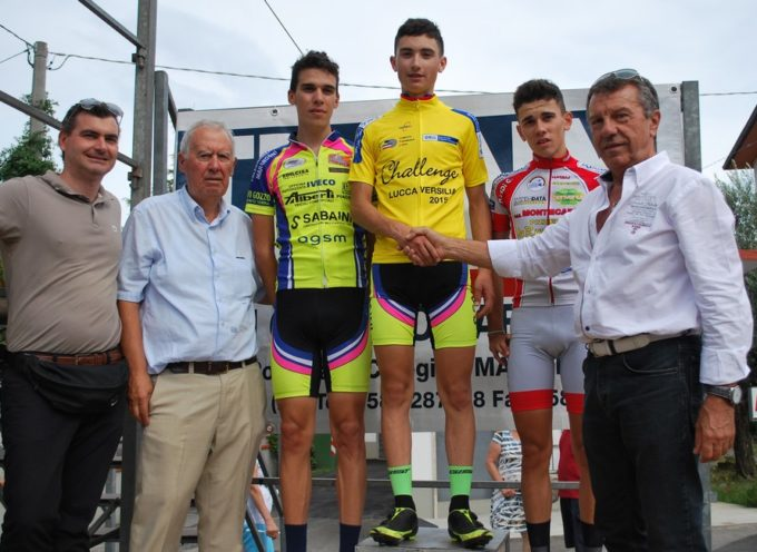 Il 35° Trofeo Carlo Alberto Pellegrini al corridore veronese Samuele Carpene