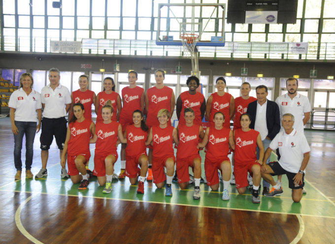 Gesam Gas Basket Le Mura: partita la nuova stagione