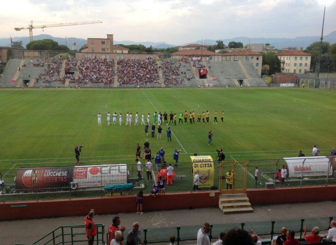 Lucchese: l'amichevole di lusso finisce 3 – 0 per la Fiorentina