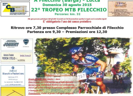 Anche lo sport a Filecchio diventa tradizione