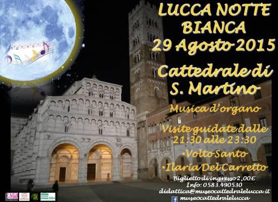 Notte bianca: non dorme neppure Ilaria Del Carretto!