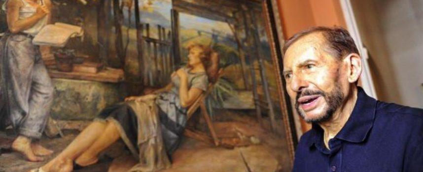 Muore noto artista in Garfagnana