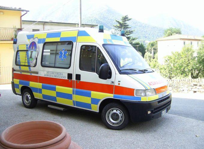 Donata un'ambulanza alla sezione Val di Turrite
