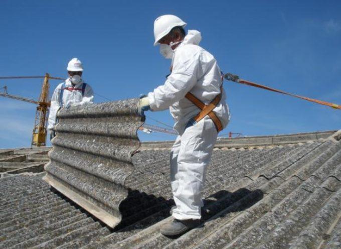 apre il bando per l'assegnazione dei contributi ai cittadini per lo smaltimento dell'amianto