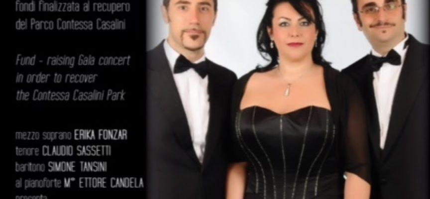 """""""Una voce per la Contessa"""" concerto lirico di """"The Voice of Italy"""""""