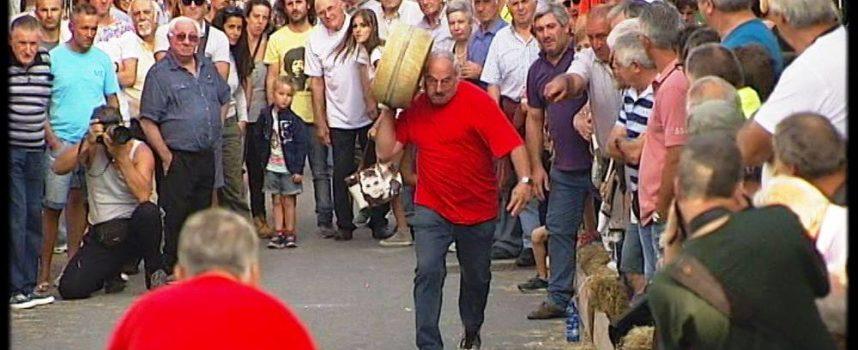 Piazza Umberto ospiterà i migliori atleti del Tiro della Forma