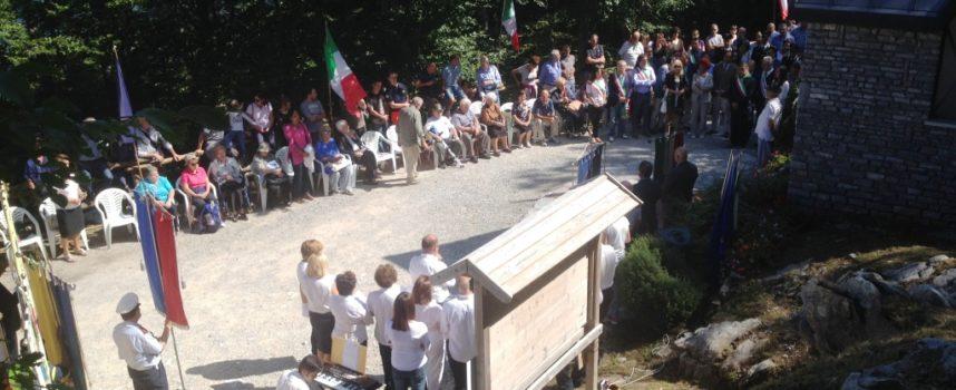 Ricordati con una solenne cerimonia i Partigiani uccisi sul Monte Rovaio
