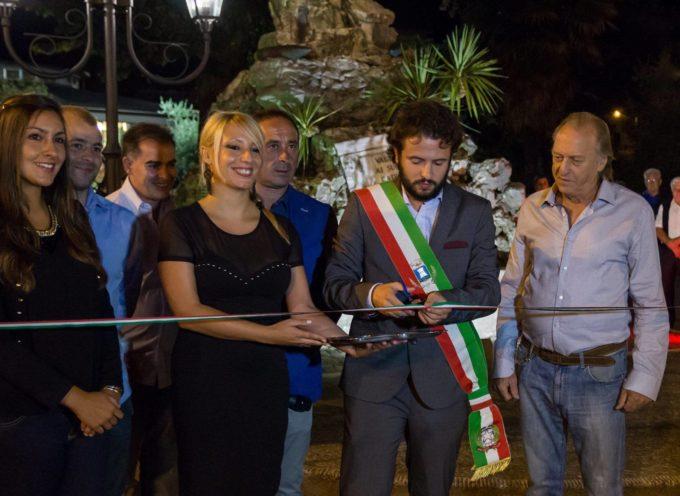 Inaugurata il restling della piazza a  VITTORIO VENETO a Valdottavo