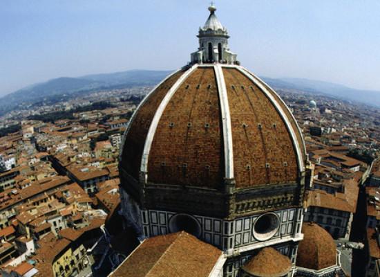 7 Agosto 1420, si inizia la costruzione della Cupola del Brunelleschi