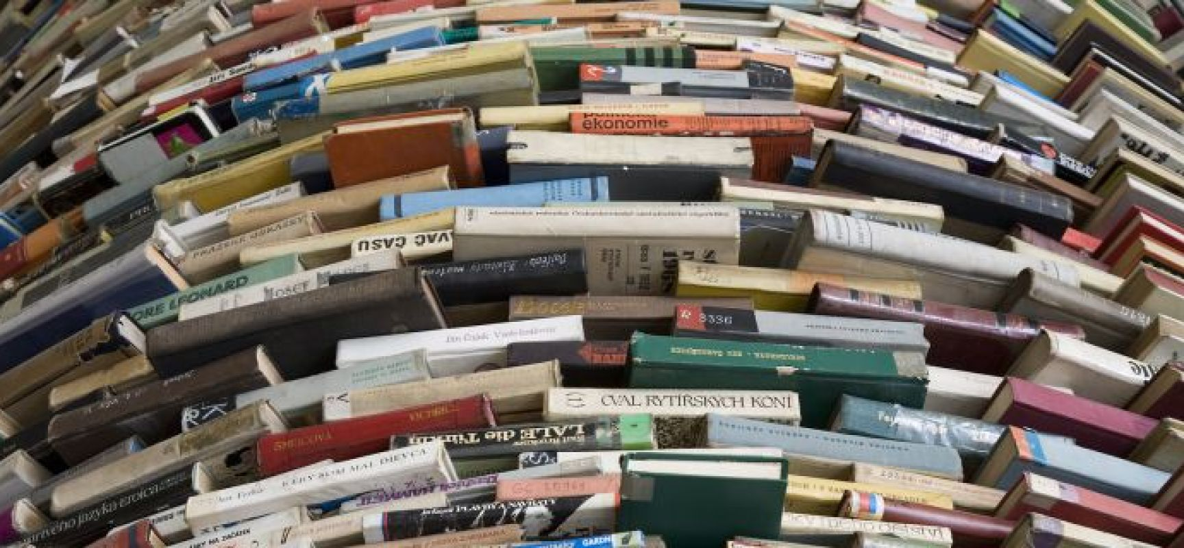 Mercatino dei libri usati iniziata la vendita dei volumi for Vendita libri scolastici