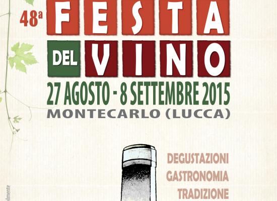 E già a Montecarlo si parla della Festa del Vino