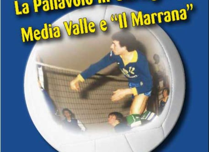 """Nel libro di Luigi Bonaldi tutta la storia della pallavolo in ricordo del """"Marrana"""""""