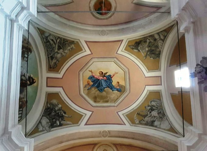 Riapre la Chiesa di Roggio dopo il sisma del 2013