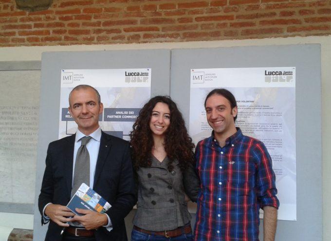 Impatto economico di Lucca Comics & Games Già 123 i volontari che si offrono per la ricerca