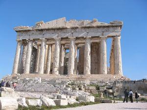 26 sett Athènes_Parthénon