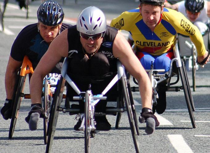 """""""Un ostacolo per amico – sport e disabilità"""""""