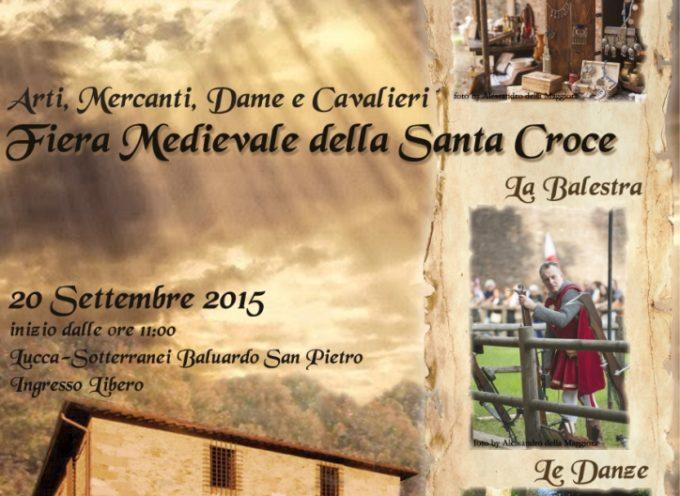 XV° Trofeo del Balestrone e la Fiera Medievale della Santa Croce