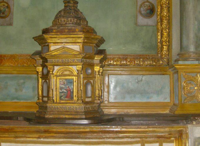 Tradotte due antiche iscrizioni nella chiesa parrocchiale di Santa Maria Assunta a Borsigliana