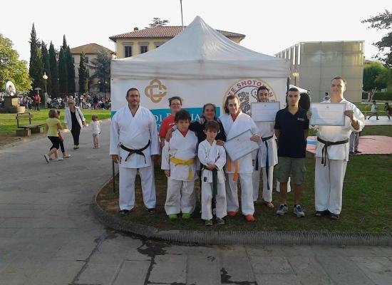 Festa dello sport a Porcari