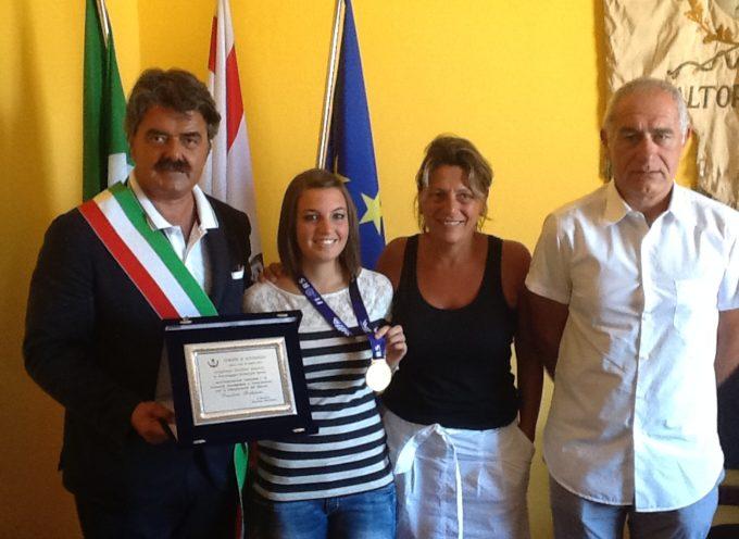 Cristina Rotunno dell'Acquario vince i campionati europei di pattinaggio freestyle