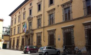 Palazzo Guidiccioni, sede Archivio di Stato di Lucca