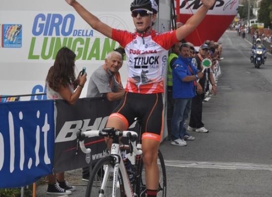 Nicolas Nesi e Daniel Savini ai Mondiali di ciclismo su strada