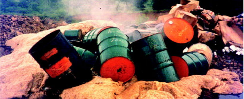 Ispra rifiuti speciali: la situazione in Toscana
