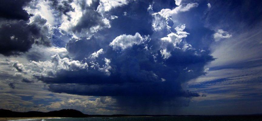 In arrivo forti temporali: comuni in allerta