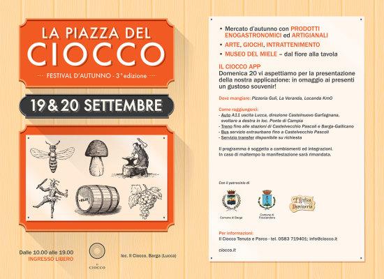 Partenza per la due giorni al Ciocco del Festival d'autunno