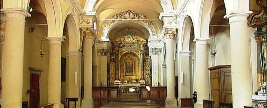 Furto sacrilego in Chiesa a Barga