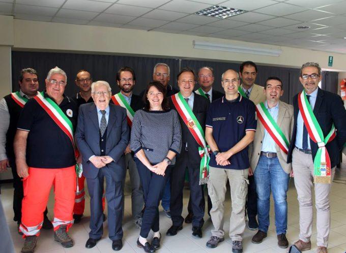 Castelnuovo di Garfagnana, celebrati i 40 anni di attività del Cav