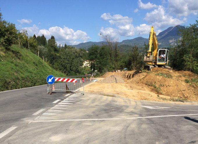 Castelnuovo di Garfagnana, via ai lavori per migliorare la viabilità e la sicurezza stradale nel quartiere di Santa Maria