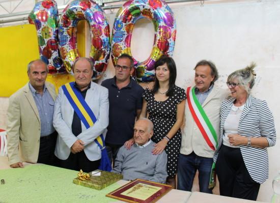 Francesco Lunardi, un secolo di vita