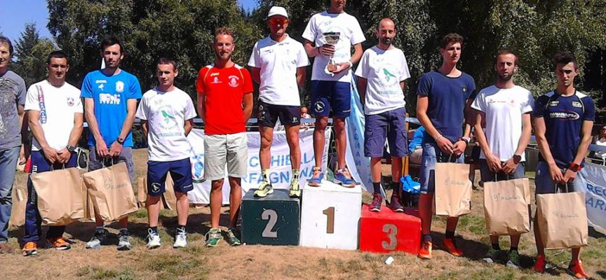 Gloria Marconi e Jamali Jilali vincono il Trofeo dell'Appennino Tosco Emiliano  Memorial Dott. Poggi 2015