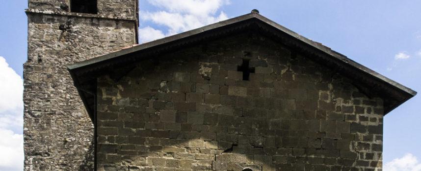 La chiesa di Vitoio a Camporgiano prende nuova vita