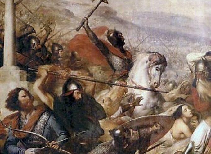 10 Ottobre 732, gli Europei fermano gli Arabi a Poitiers