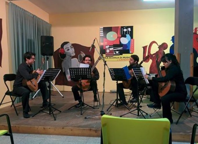 Open day alla civica Scuola di Musica di Capannori