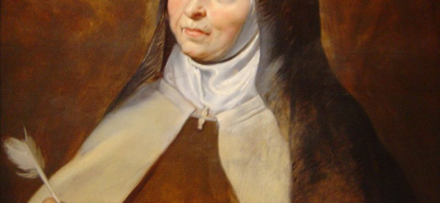Il Santo del giorno, 14 Ottobre: S. Teresa d'Avila
