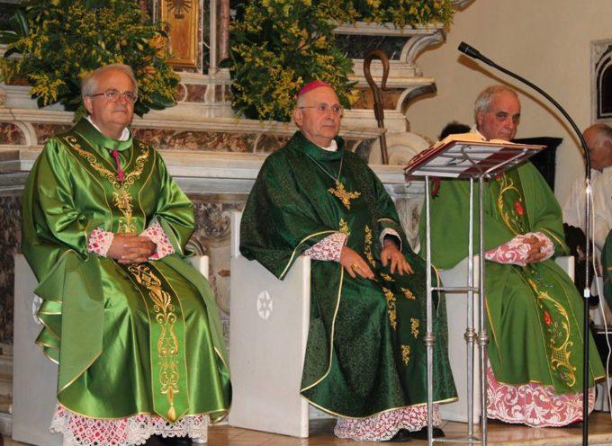 Comunità di Castelnuovo in festa per l'arrivo di Mons. Angelo Pioli
