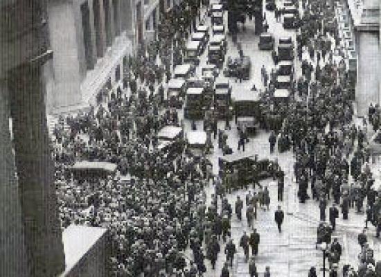 Accadde Oggi: Quel giovedì nero, il 24 ottobre del 1929