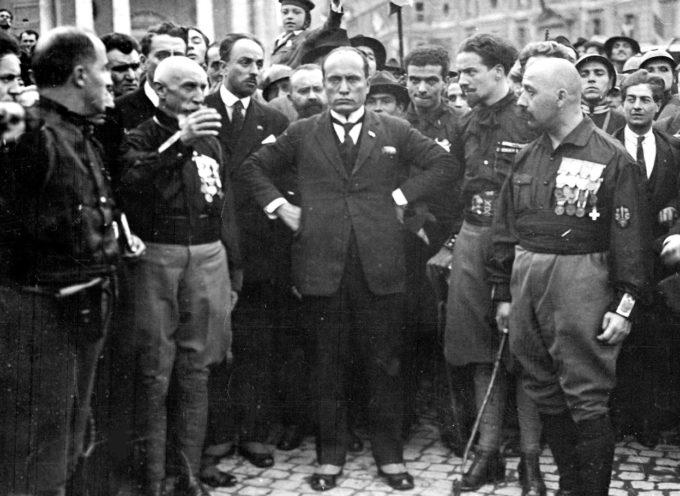 Accadde Oggi: 28 Ottobre 1922, la Marcia su Roma