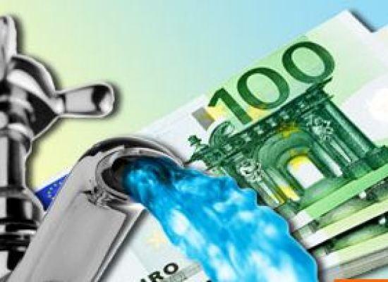Bollette dell'acqua, in arrivo centomila euro per gli utenti in difficolta'