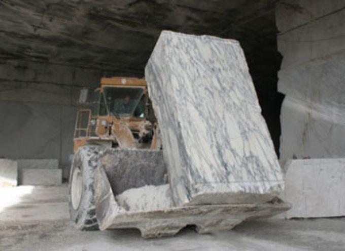 Il marmo garfagnino conquista Marmomacc