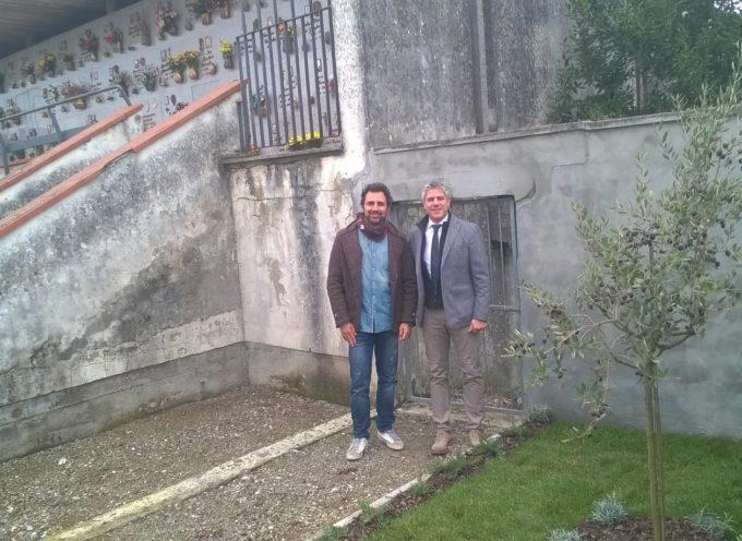 """Funziona bene il nuovo servizio di gestione dei cimiteri comunali di Altopascio. Fagni """" Ora il decoro è assicurato""""."""