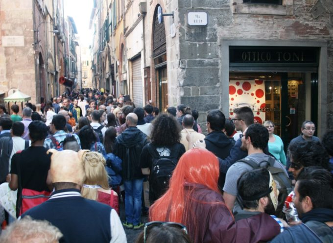 Partenza in grande stile per Lucca Comics and Games: 82mila presenze