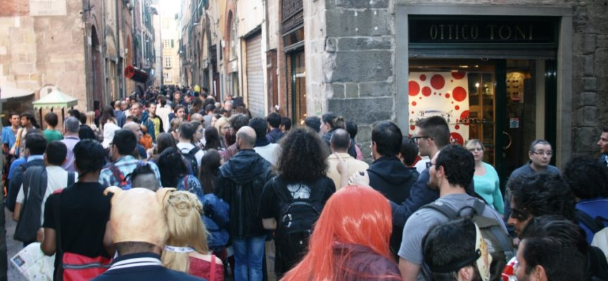 Partenza in grande stile per Lucca Comics and Games: 82mila presenze