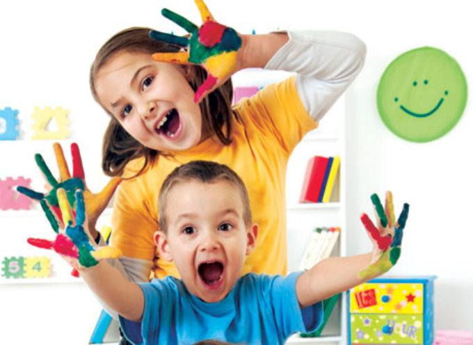 Riapre l'anno educativo del Centro Bambini e Famiglie a Sant'Anna per i bambini da 0 a 18 mesi di età