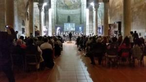 Pubblico in San Giovanni