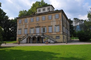 Villa Mazzarosa